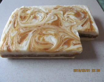 Chewy Praline homemade butter and cream kettle fudge 1 pound