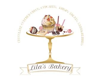 Bakery Logos Etsy