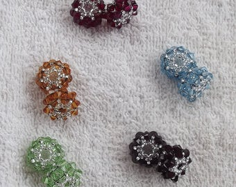 European Style Beaded Beads