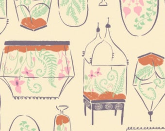 SALE - Dear Stella - Woodland Nymph Collection - Terrariums in Vanilla