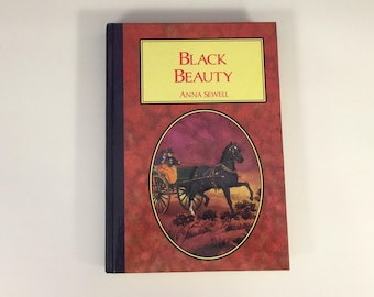 Black Beauty by Anna Sewell, 1984 Octopus Books Edition (First Printed in 1877), Chancellor Press Hard Cover