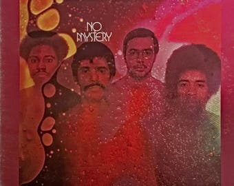 """Return to Forever, """"No Mystery"""" - Original Grammy-award winning 1975 Release; Jazz fusion; Chick Corea, Al DiMeola; Excellent PLUS condition"""