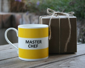 Master Chef Hoop Mug