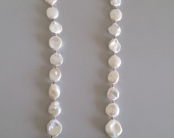 Baroque Keshi Pearl Necklace