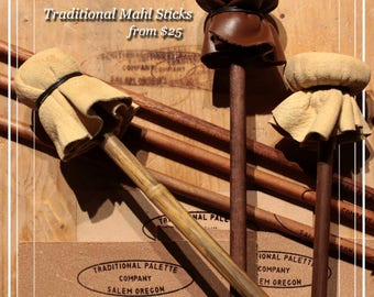 Mahl Stick: Made to Order