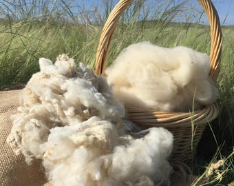 Washed Debouillet Fleece