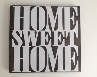 Home Sweet Home Board