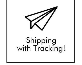 Shipping with Tracking bitte danke