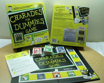 Charades for Dummies Board Game