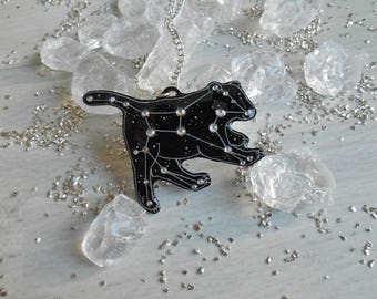 Constellation Necklace 'The Great Bear' - Astronomy Necklace - Ursa Major - Unique Gift