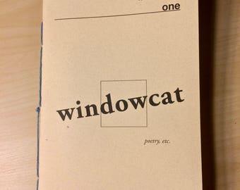 Windowcat     A poetry journal