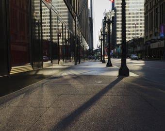 Chicago Urban Photographic Print 2