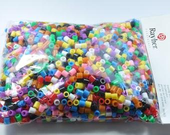 LT11 - Pixel multicolor 5mm beads