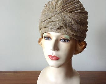Gold Turban | 1940s