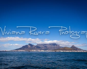 Table Mountain_Cape Town_South Africa_National Park_Devil's Peak_Lion's Head_Table Bay_Nature Photography_Landscape_Prints
