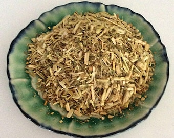 Weld Plant Chopped - Natural Dyes - Reseda - Dried Plant - 1 ounce package