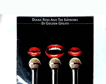 Diana Ross and the supreames vinyl