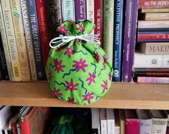My Pretty Dice Bag - Flying Flowers Edition