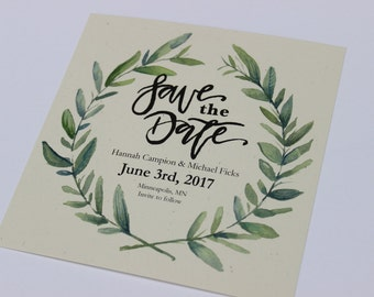 CUSTOM Wedding/Save The Date prints