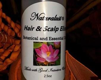Naturalust  Hair & Scalp Elixir
