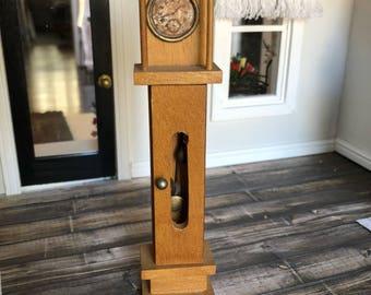 Vintage Dollhouse Grandfather Clock