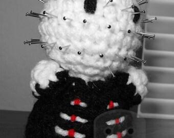 Horror Icon Collection- Hellraiser - Inspired Pinhead Plush