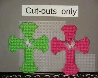 Cross cut- out