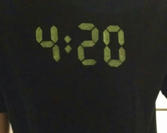 Glow-In-The-Dark 420 T-Shirt