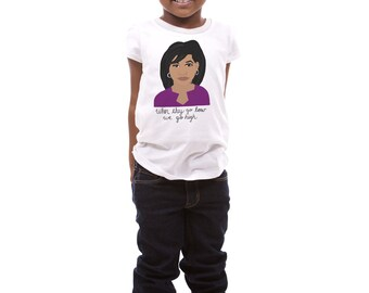 Michelle Obama Baby Onesie, Kids T-shirt, or Youth Tee