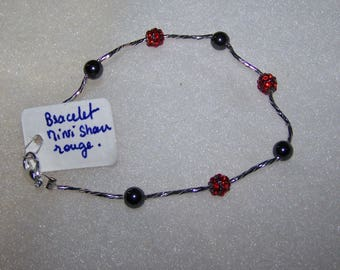 Bracelet shamballa mini
