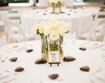 Wedding Table Mini Paintings