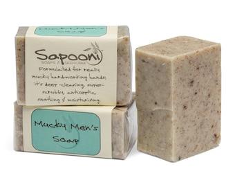 Men's Hand Soap,handmade soap,natural soap,palm oil free soap,mens soap,scrubby soap, hand soap, soap