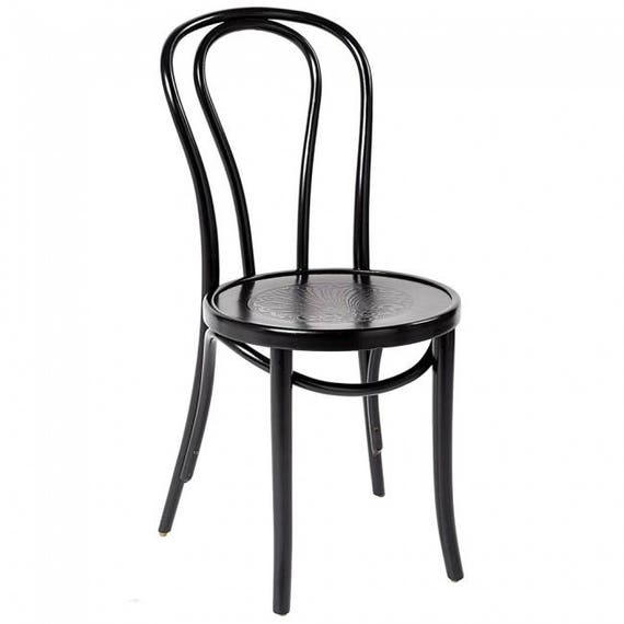 Genuine No 18 Bentwood Dining Chair By Michael Thonet
