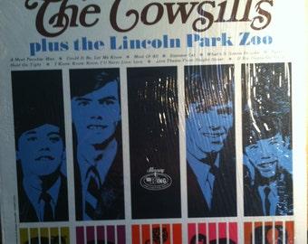 The Cowsills Plus The Lincoln Park Zoo Vinyl Pop Record Album