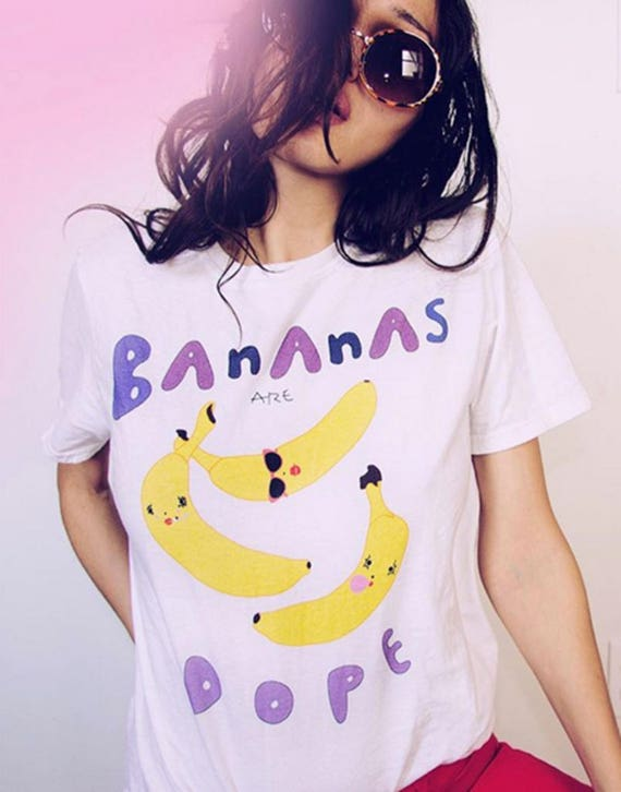 Bananas are Dope
