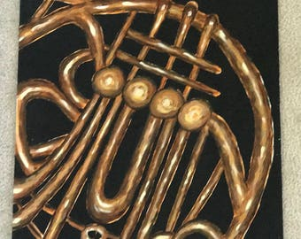 French Horn (Instrument Collection)