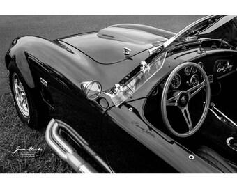 1965 Cobra 427 with Carroll Shelby's Autographs