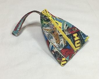 Marvel Avengers Small Zippered Bag