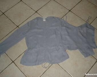 All SONIA RYKIEL size 40 (blue gray color)