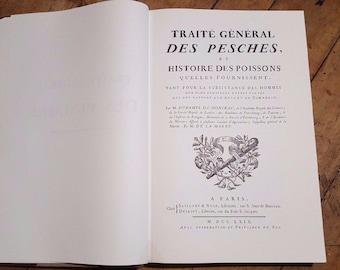 General treaty pesches by DUHAMEL DE MONCEAU reissue 1998 volume 1 number 427