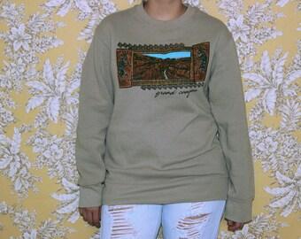 Tan Grand Canyon Sweater