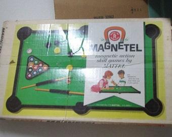 magnetel skill game by mattel