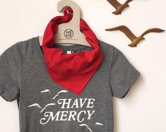 Have Mercy Shirt-Gray Heather