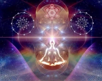 Archangel Metatron Reading- Angel of Lightworkers, Akashic Records, Crystal and Indigo's