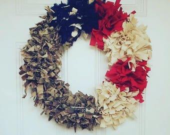 Deployment Wreath
