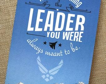2#, Air Force Card, Basic Training Card, Military Card, American Airman card, Air Force Airplane Card, Proud Air Force Mom Card, BMT Card
