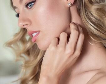 Bridal Bracelet, Gold Crystal Bracelet, Wedding Jewelry, Wedding Accessories, Gold Bridal Jewelry Bridesmaid Gift Bridesmaid Bracelet B166-G