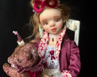 Art doll miss Fanny