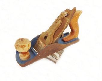 Antique Wood Plane, 1950's, Antique Tool, Construction Tool, Wood Working Supplies, Antique Decor, Vintage Decor, Shop Decor, Building Tool