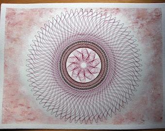Spiro Mandala Art